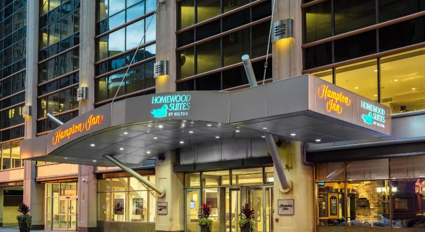 Hampton Inn Chicago Downtown/Magnificent Mile (Chicago)