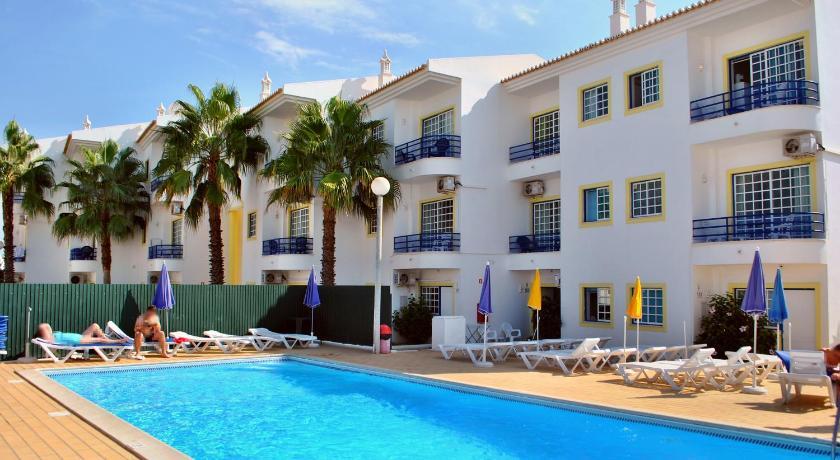Apartamentos sereia da oura albufeira portugal - Apartamentos algarve ...