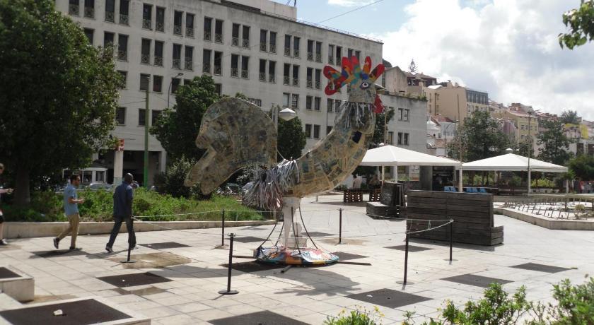 Pensao Real da Rua da Palma in Lissabon
