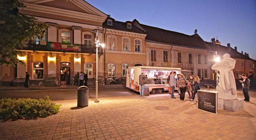 Лучшие хостелы Вильнюса: цены, отзывы и много фотографий