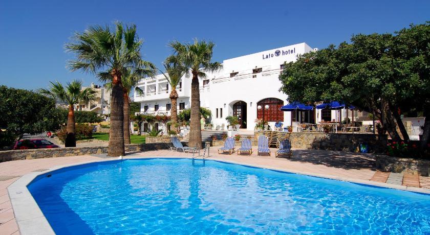 Lato Hotel, Hotel, Ammoudi, Agios Nikolaos, 2100, Greece
