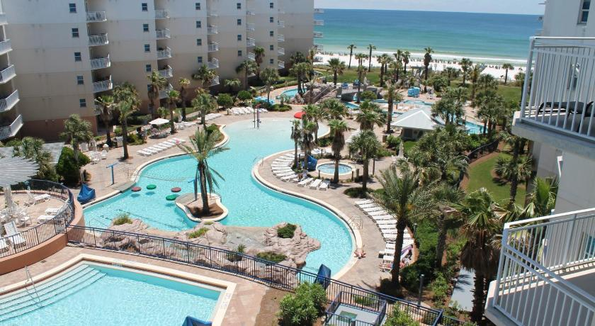 Hotel waterscape condominiums fort walton beach fl - Wyndham garden fort walton beach ...