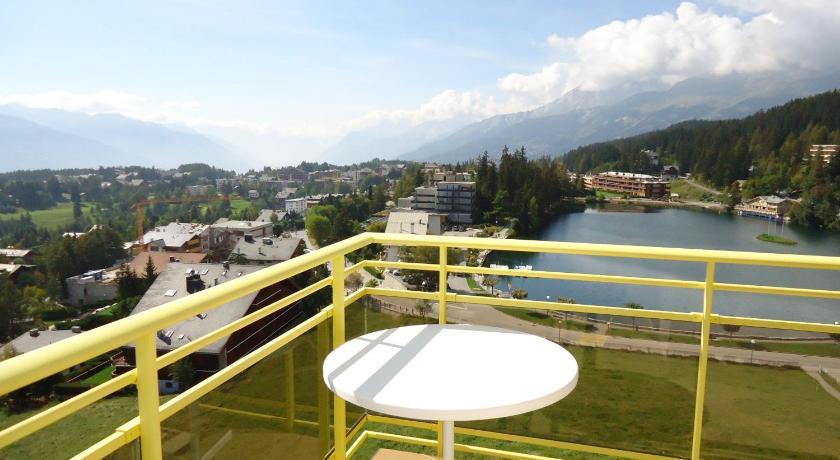Grand h tel du parc crans montana switzerland for Hotel du parc