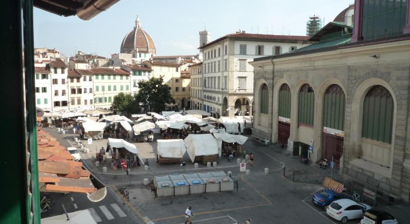 Guest house Piazza del Mercato Centrale (Florenz)