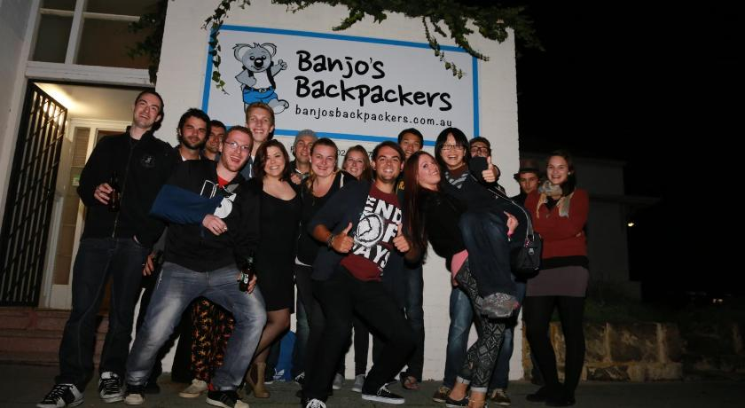 Hostel Banjos Backpackers