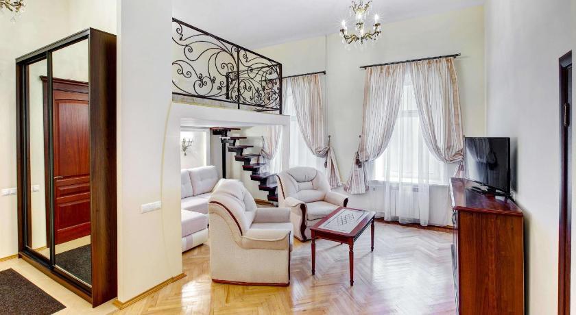 Nevsky 79 Apartments in Sankt Petersburg