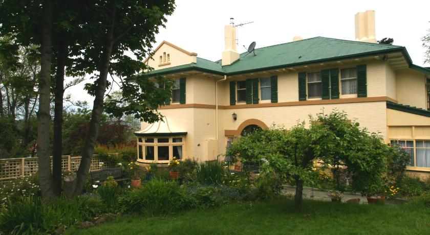 Guesthouse Elms of Hobart