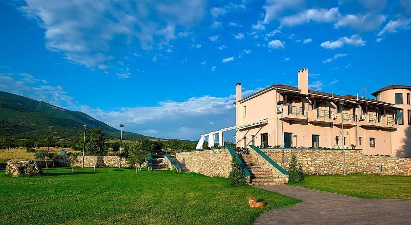 Orfeas Land, Hotel, Exit to Iera Moni Eikosifinissas Paggaiou, Kormista, 62047, Greece