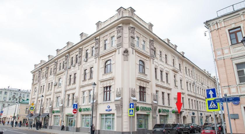 Pokrovka Hostel (Moskau)
