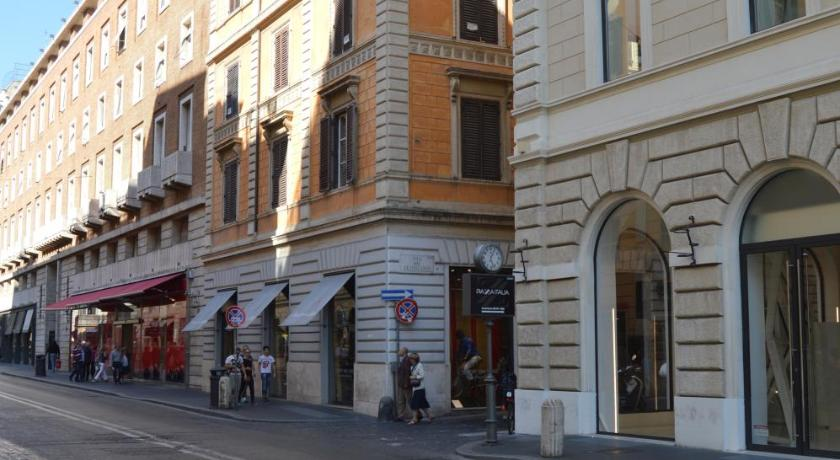 Leoncino 36 Apartments in Rome (Rom)