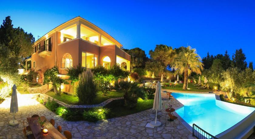 Kommeno Castle Ury Villa, Villa, Kommeno, Corfu, 49100, Greece