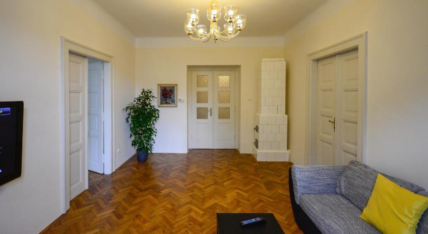 Apartment Na Hrobci in Prag