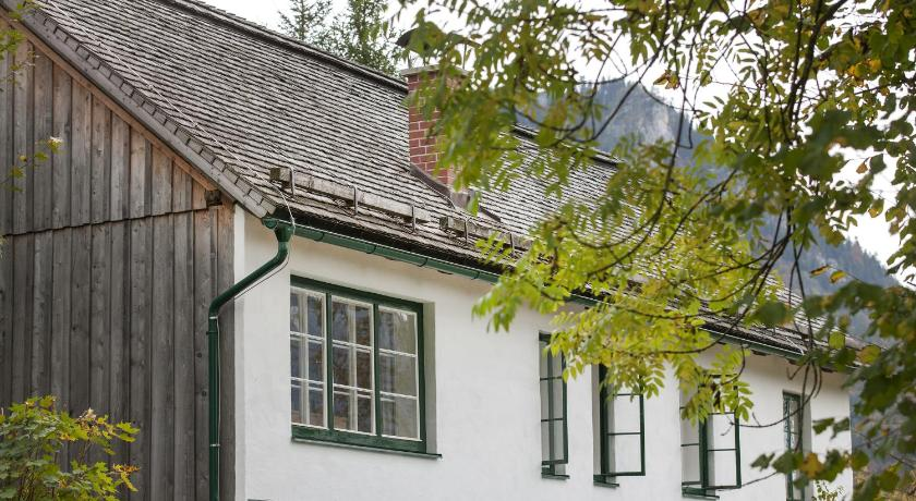 Garden Cottage Villa Liechtenstein in Altaussee