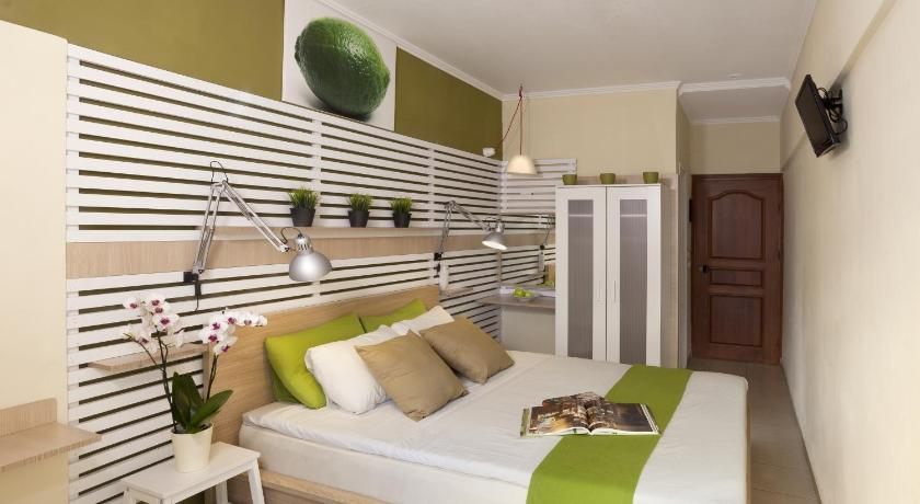 Svea Hotel – Adults Only, Hotel, Mandilara str. 51, Rhodes Town, Rhodes, 85100, Greece