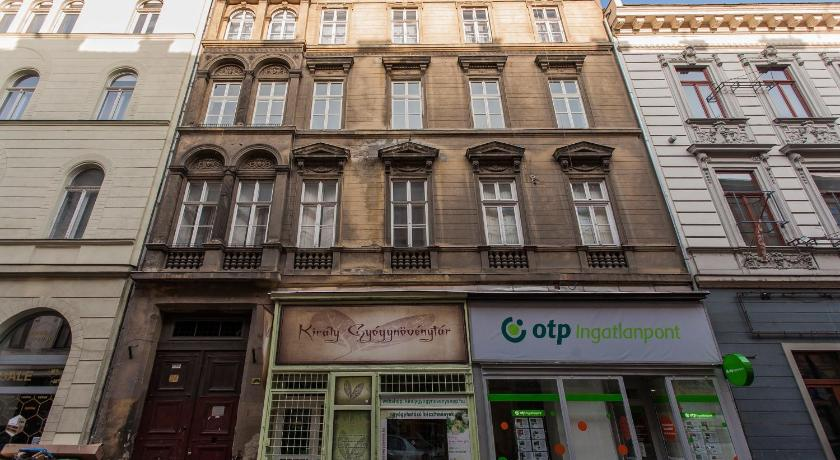 Laxsoppa Apartment (Budapest)