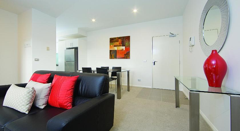 Apartment Accommodate Canberra- Domain