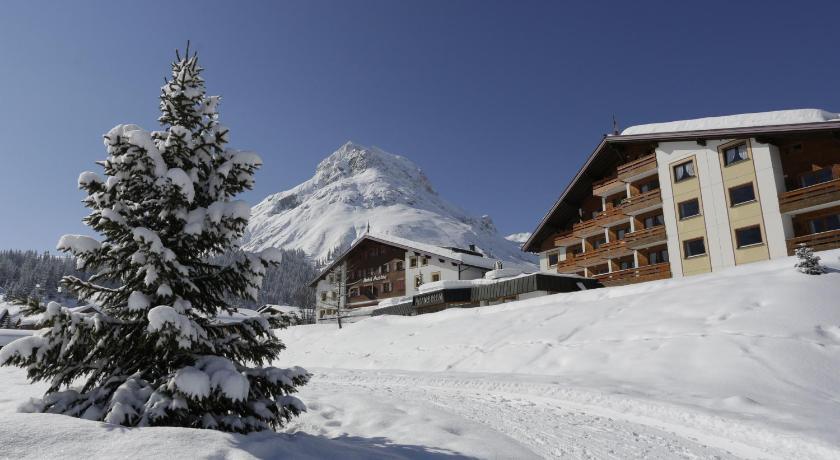 Hotel Austria (Lech am Arlberg)