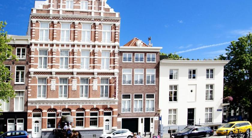 Hotel nes amsterdam netherlands for Booking hotel amsterdam
