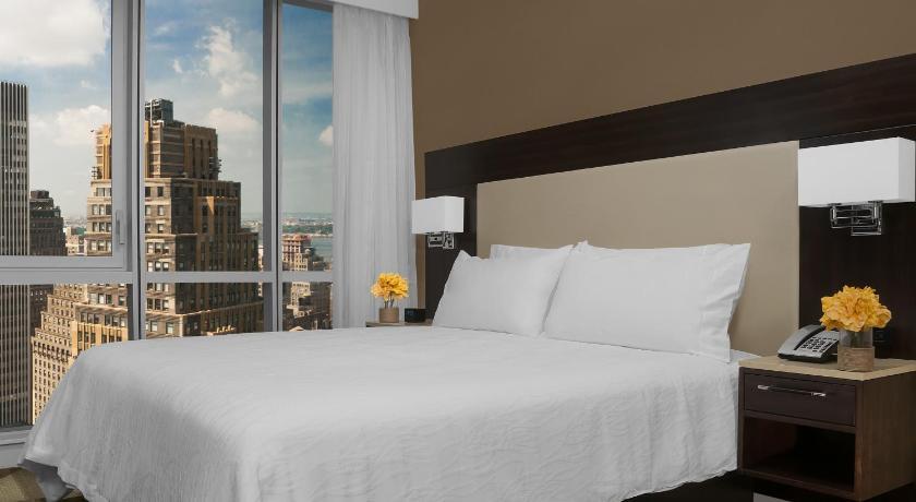 Hilton Garden Inn Times Square Central New York City Ny