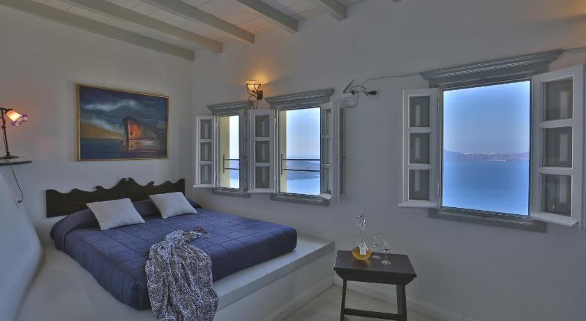 ギリシャ,サントリーニ島,コリ リーガス(Cori Rigas Suites)