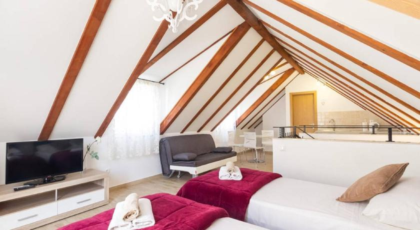 Peruzovic Rooms & Apartments in Split