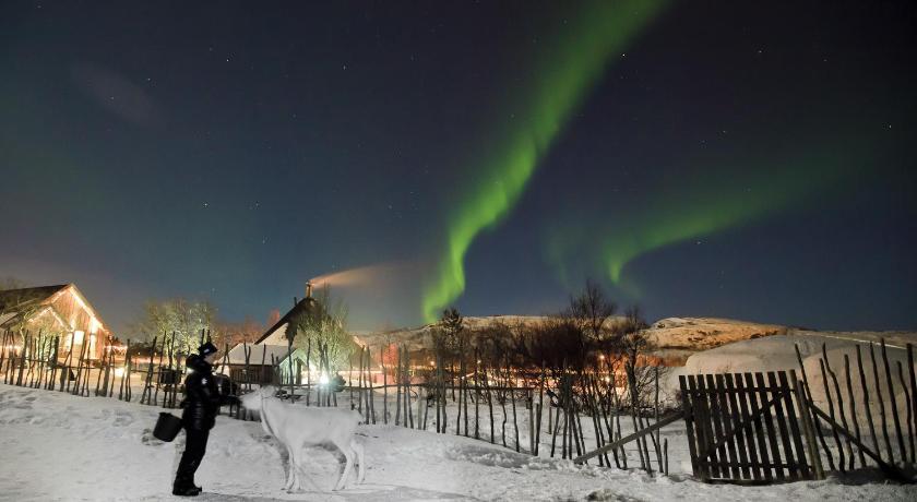 Kirkenes snowhotel norway for Kirkenes snow hotel gamme cabins