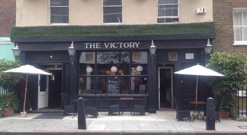 London Escorts Near The Victory