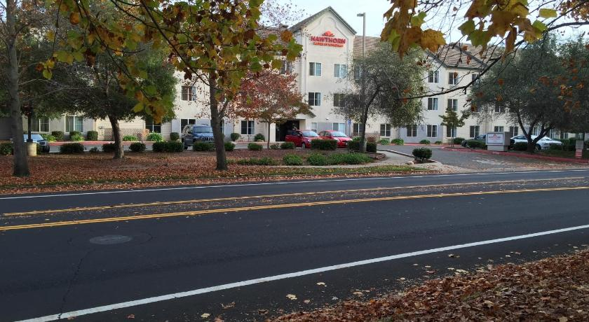 Hotel Rancho Cordova Ca