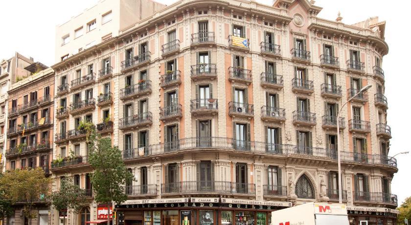 Rambla Cataluña Barcelona (Barcelona)