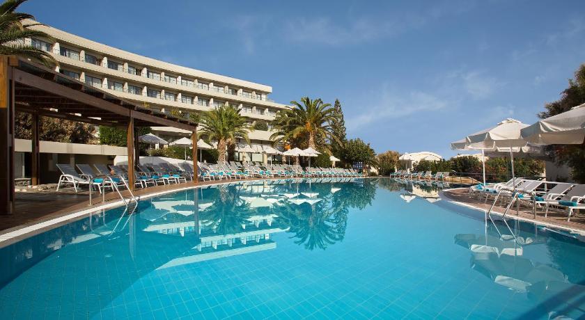 Agapi Beach Hotel Amoudara Crete