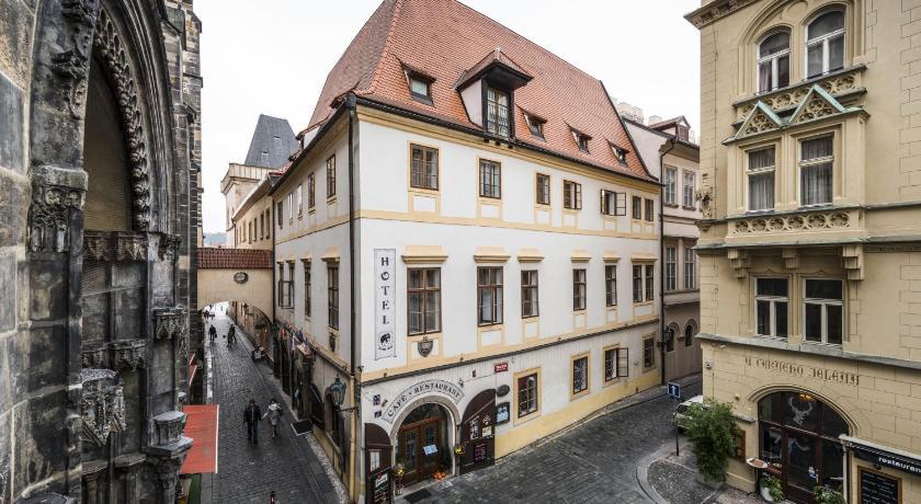 Hotel Cerny Slon (Prag)