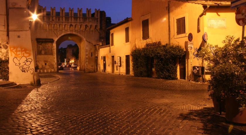 Relais Casa Della Fornarina (Rom)