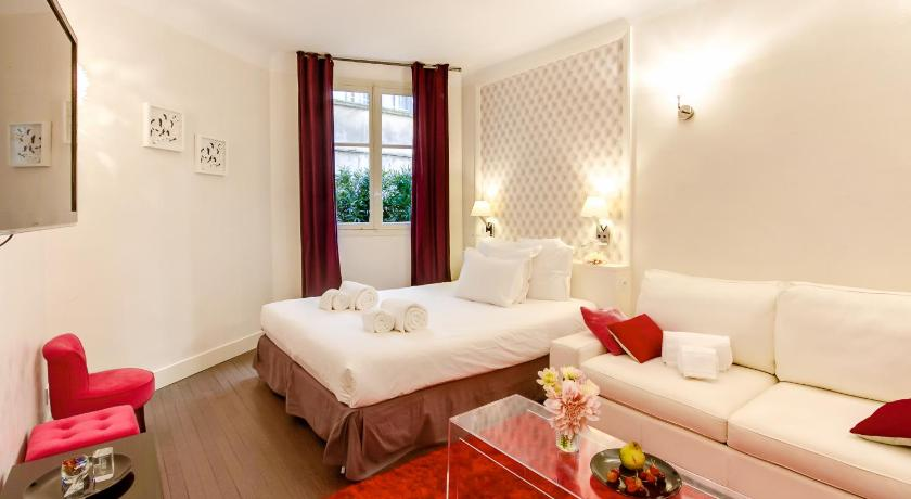 Sweet Inn Apartments - Villa Jocelyn (Paris)