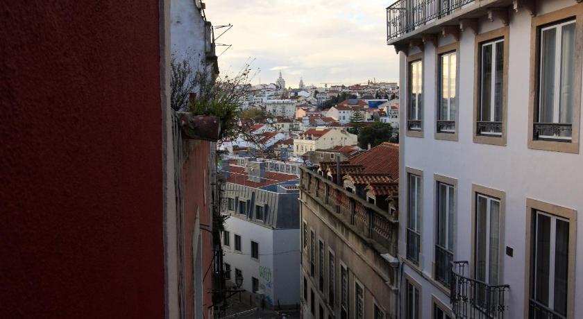 Le Flat Santa Catarina (Lissabon)