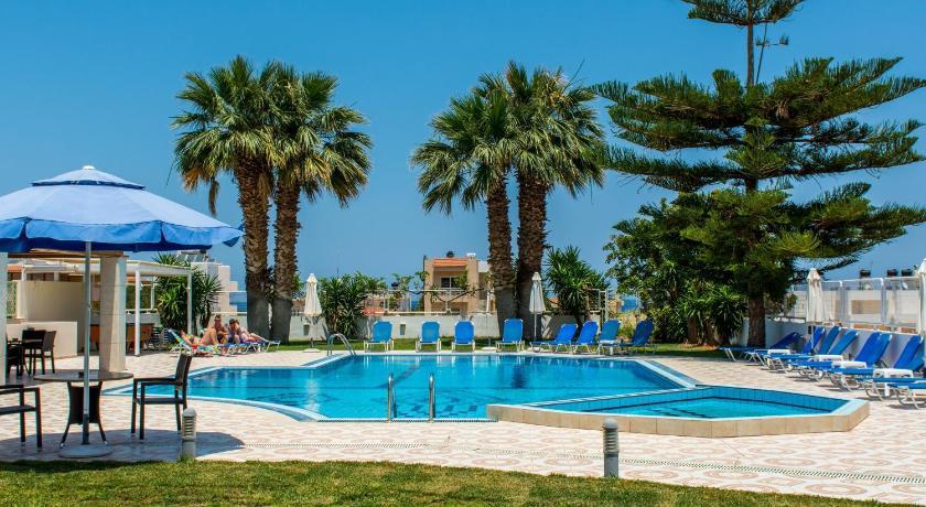 Manolis Apartments, Apartment, Grabeles Area, Malia, 70007, Greece