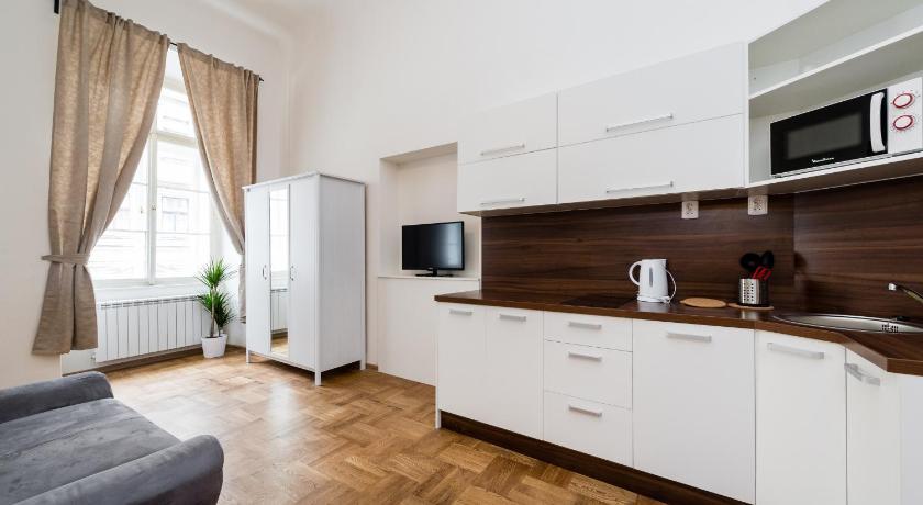 Modern Apartments Michalská (Prag)