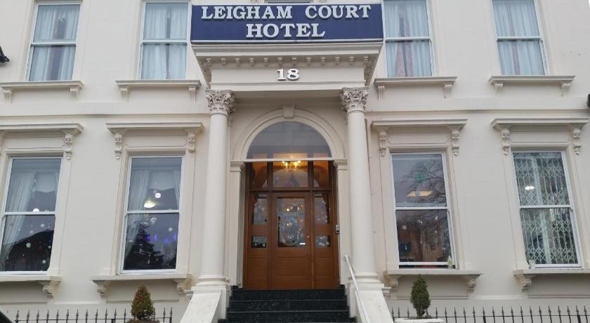 London Escorts Near Leigham Court Hotel
