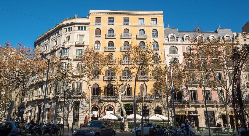 Hostalin Barcelona Passeig de Gràcia (Barcelona)
