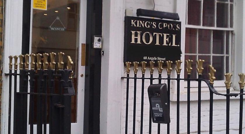 London Escorts Near King's Cross Hotel