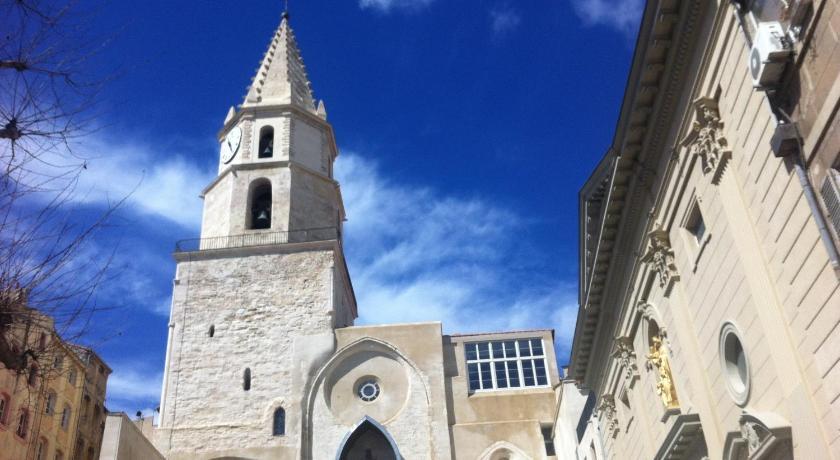 BnB Vieux Port Panier Jardin (Marseille)