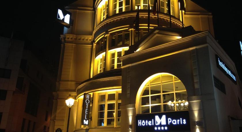 Hôtel Le M (Paris)
