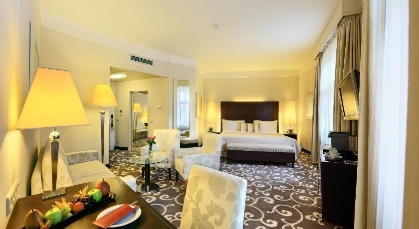 チェコ,プラハ,グランド ホテル ボヘミア(Grand Hotel Bohemia)