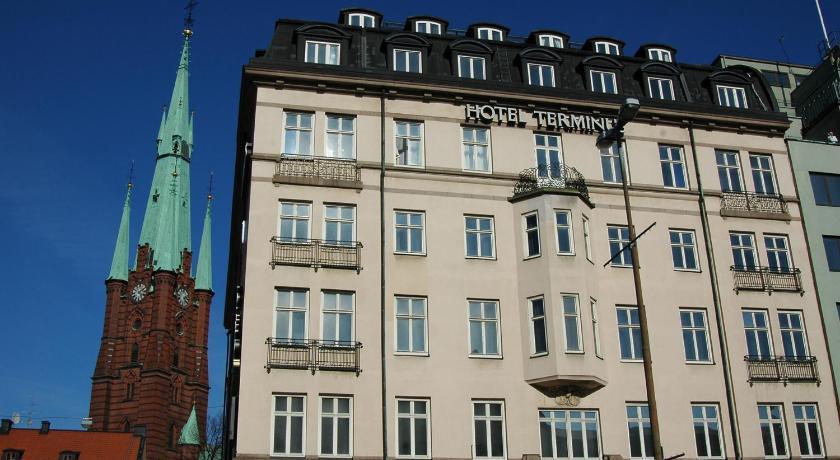スウェーデン,ストックホルム,ホテル テルミナス(Hotel Terminus)