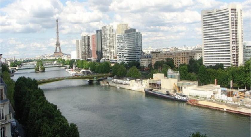 Luxurious Flat - Eiffel Tower (Paris)