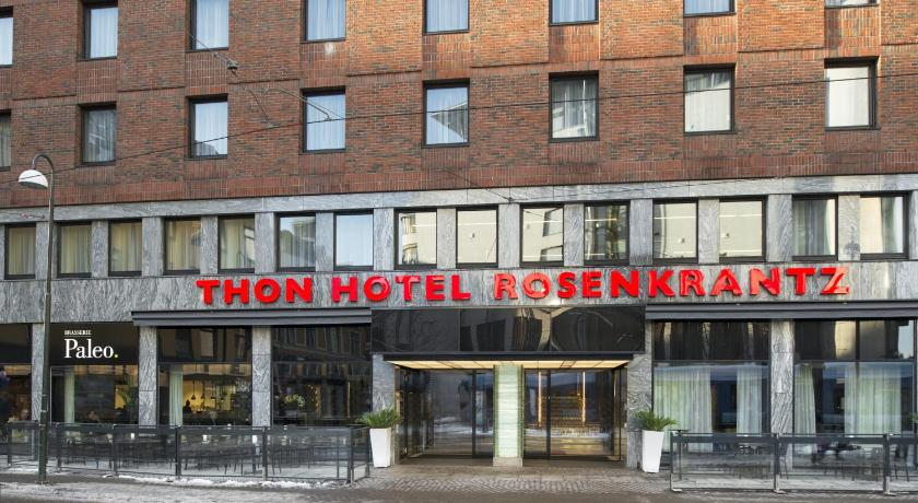 Thon Hotel Rosenkrantz Oslo in Oslo