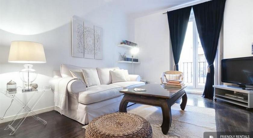 Apartamento Trafalgar II Friendly Rentals (Madrid)