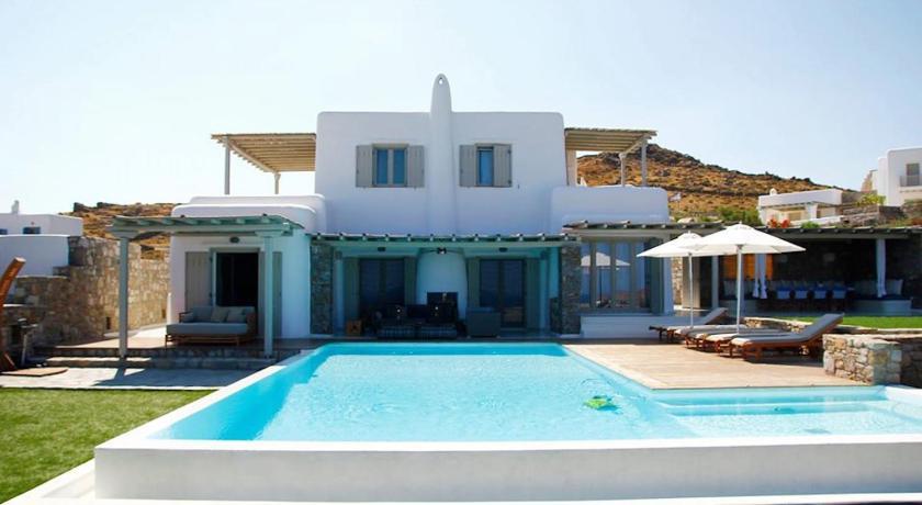 Villa Assa, Villa, Kalafatis, Mykonos 4600, Greece