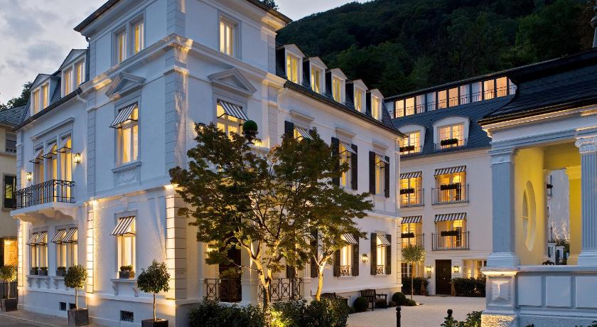 Boutique hotel heidelberg suites germany for Top rated boutique hotels