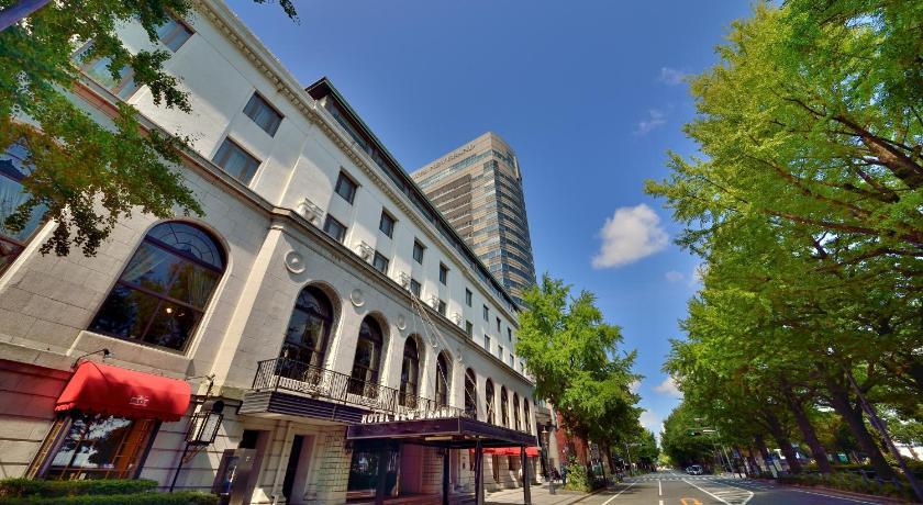 日本,横浜,ホテルニューグランド(Hotel New Grand)
