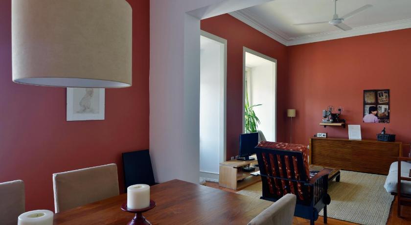 Feels Like Home - Gulbenkian Museum Apartment in Lissabon